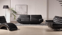 Contemporary Leather Sets
