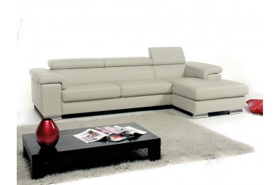 Nicoletti Angel 100% Full Italian Leather Sectional sofa INSTOCK Made In Italy