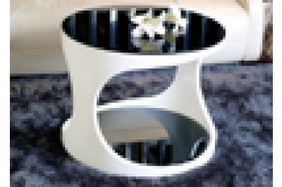 Modern Style Round End Table