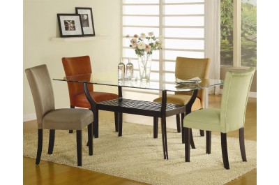 Bloomfield Rectangle Dining Table - CO 101491
