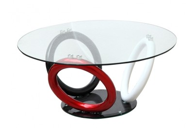 Modern Style Round CoffeeTable