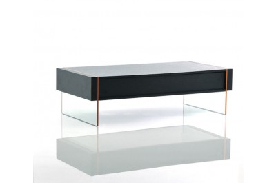 Vision - Modern Glossy Floating Coffee Table