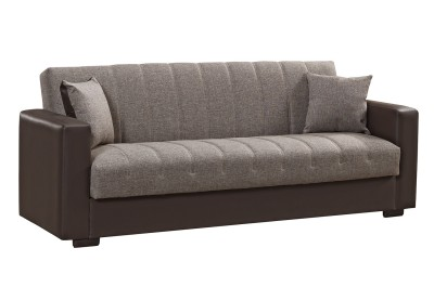 Song sofa bed Brown color