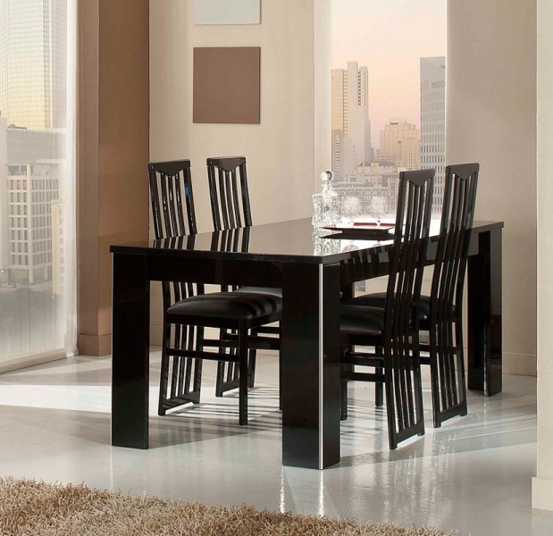 Elite Modern Italian Dining Table Modern Dining Dining Room