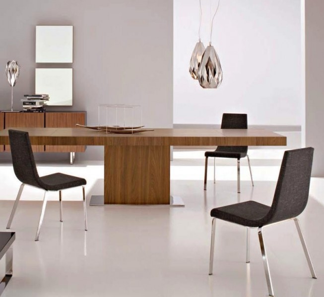 Calligaris PARK Extendable Dining Table CSR Star Modern - Calligaris dining table