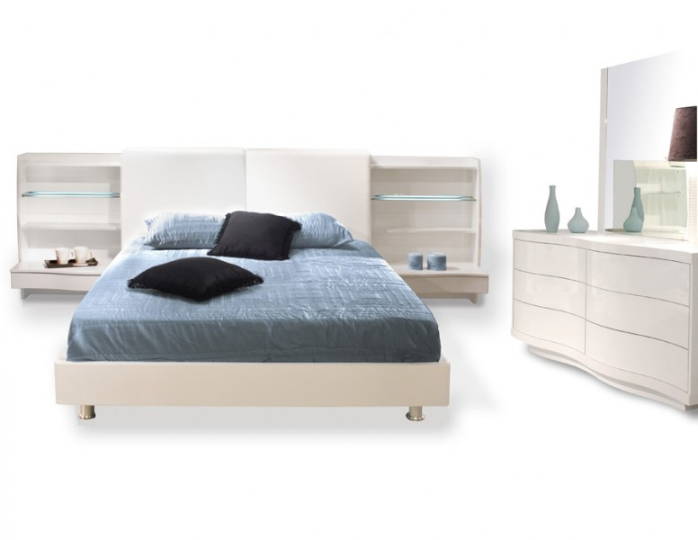 Bellagio Platform Bed - Sharelle Furnishings - Brands Star ...