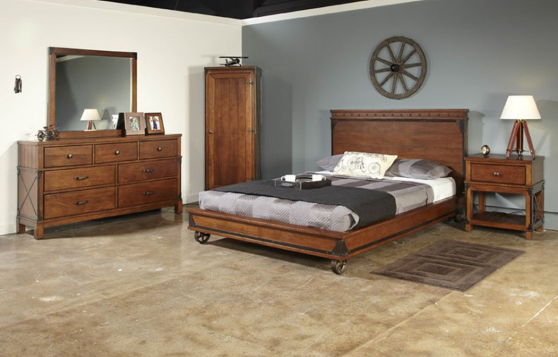 Manchester bed star modern furniture for Bedroom furniture in manchester
