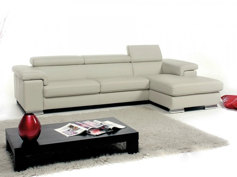Nicoletti Angel 100 Full Italian Leather Sectional Sofa Instock Made In Italy