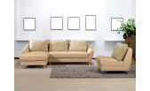 7426 Leather Sectional