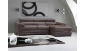 133 Leather Sectional Sofa
