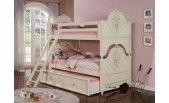 Doll House Twin/Twin Bunk Beds