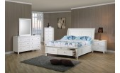 Selena Youth Storage Bed - CO 400239