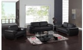 669 Leather Sofa Set