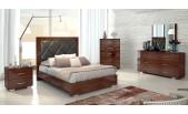 Antonelli Modern Italian Bedroom Set - N