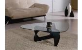 Nicole  Modern Coffee Table in Black