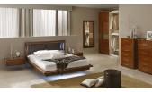 Sky Modern Italian Bedroom set - N