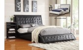 Tuffy Upholstered Queen Bed - CO 300372