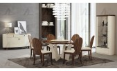 P01 Rosewood Dining Room Set