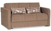 Modern Fly – Loveseat Bed -Brown