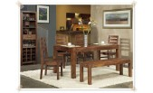 Jen Solid Wood Dining Table - MO