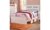 Madeline Youth Panel Bed - CO 400611