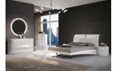 Dimlight Bedroom Set in White_CR
