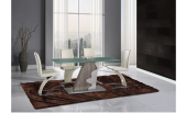 Dining 5Pc Set in Sonoma/Beige -D50931