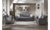 Visi Sofa Bed – Grey
