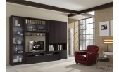 NY Modern  Style Entertainment Center