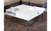 Modern Style Square Coffee Table