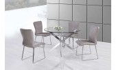 Round Dining Table Set - B 01