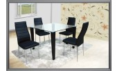 Square Dining Table Set - B 533