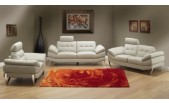 Nicoletti Dallas Sofa 100% Full Italian Leather Instock