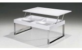 J03 White Coffee Table - GN