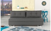 Grey Fabric Queen size Sofa Bed Avana