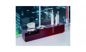 Rome - Modern Red TV Stand