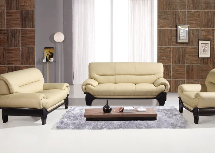 148 Genuine Leather Set Leather Sofa Sets Living Room