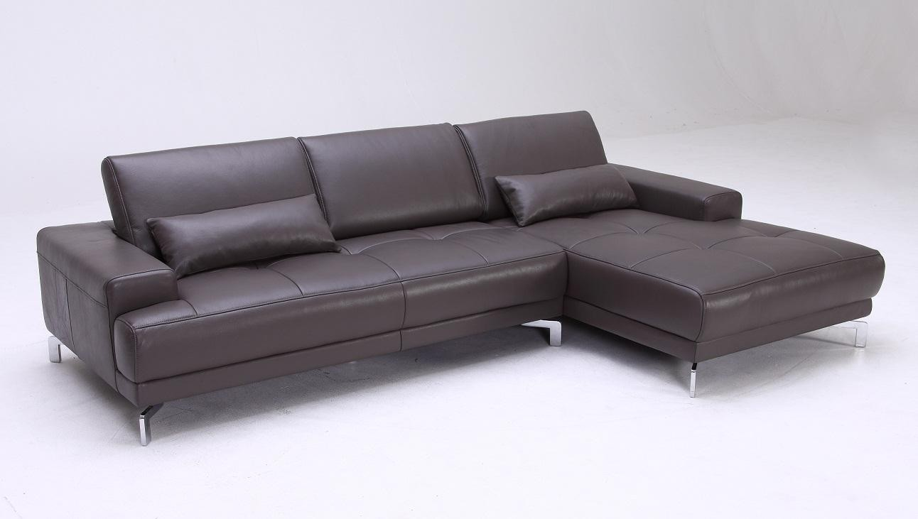 Kk1329 Modern Leather Sectional Sofa Leather Sectionals