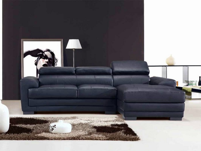 133 leather sectional sofa leather sectionals living for Sectional sofa star furniture