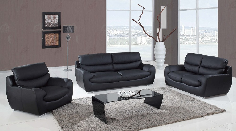 9122 Leather Sofa Set Leather Sofa Sets Living Room