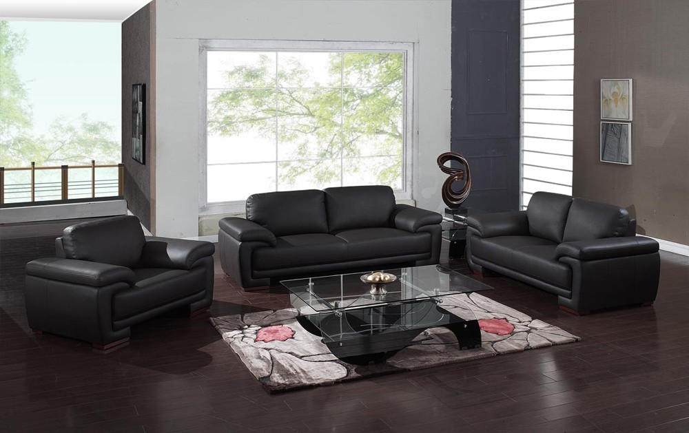 669 Leather Sofa Set Leather Sofa Sets Living Room