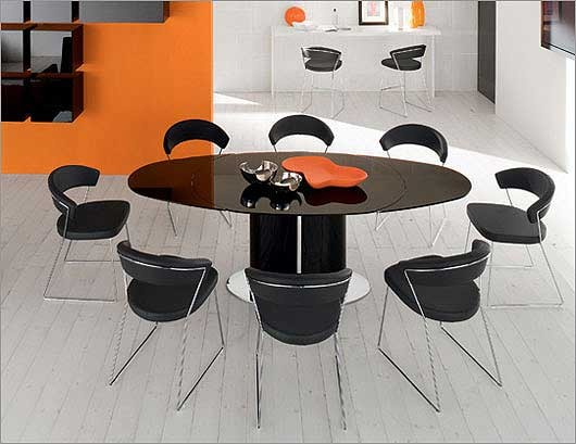 Calligaris Odyssey Dining Table Cs 4043 Star Modern