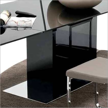 Calligaris Park Extendable Glass Top Dining Table Cs
