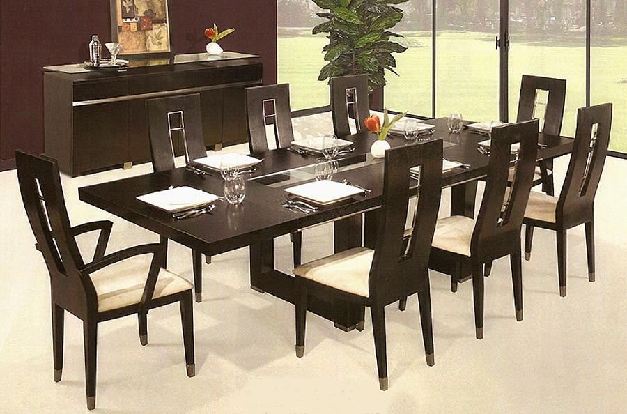 Star Furniture Dining Table: Novo Dining Table