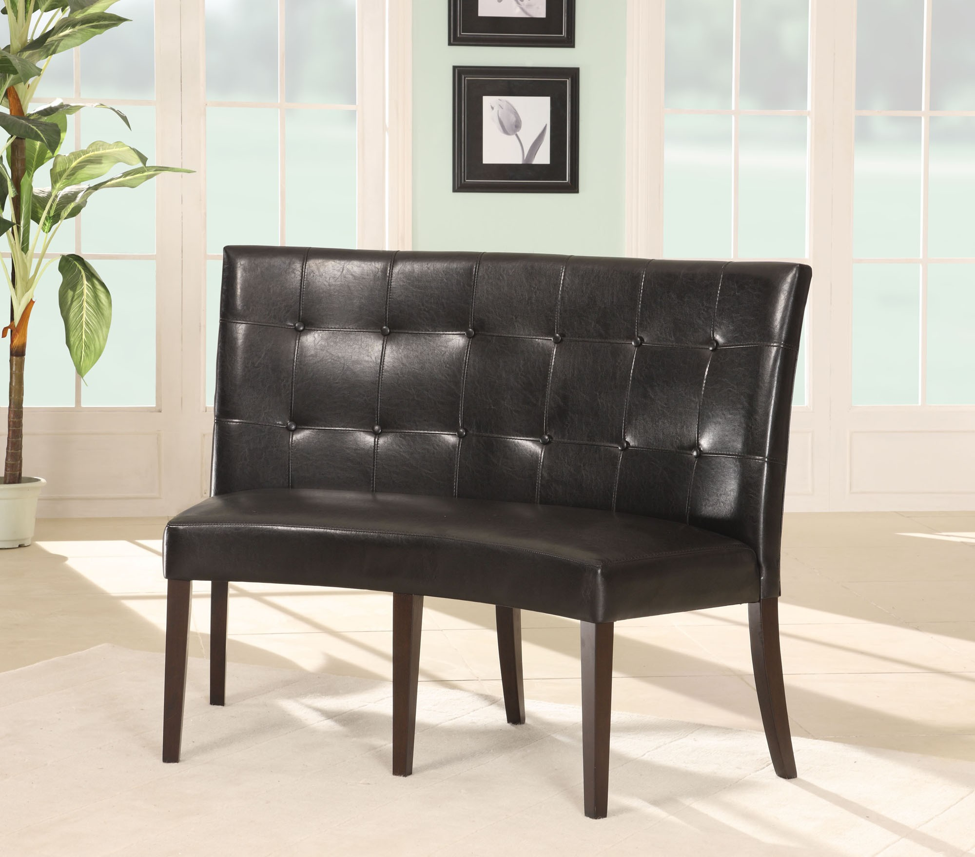 Bossa Dining Height Banquette In