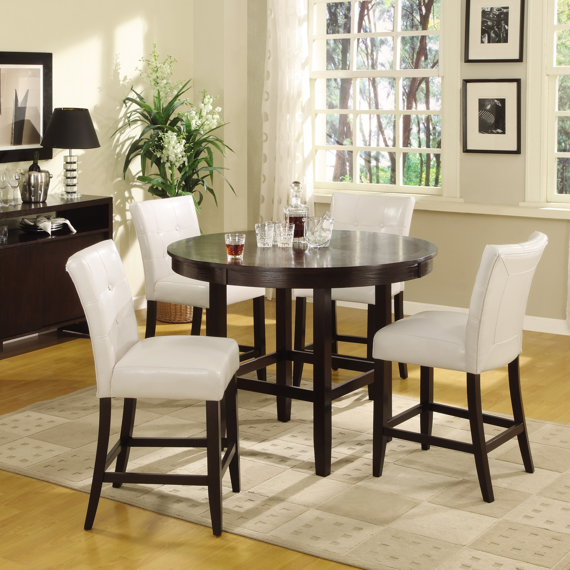 Five Piece Dining Room Sets Amazing Unique Modern Dining Room Chairs With S Shape Metal Chairs