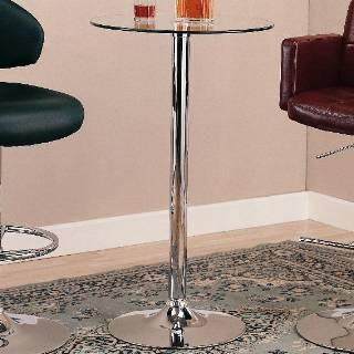 Space Saver Bar Table Co 120340 Star Modern Furniture