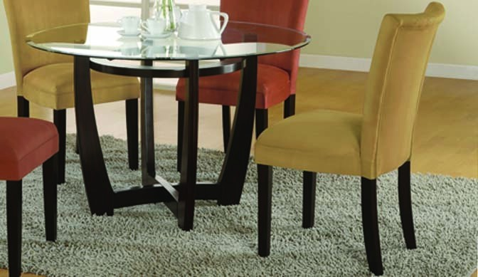 Bloomfield Round Dining Table Co 101490 Star Modern