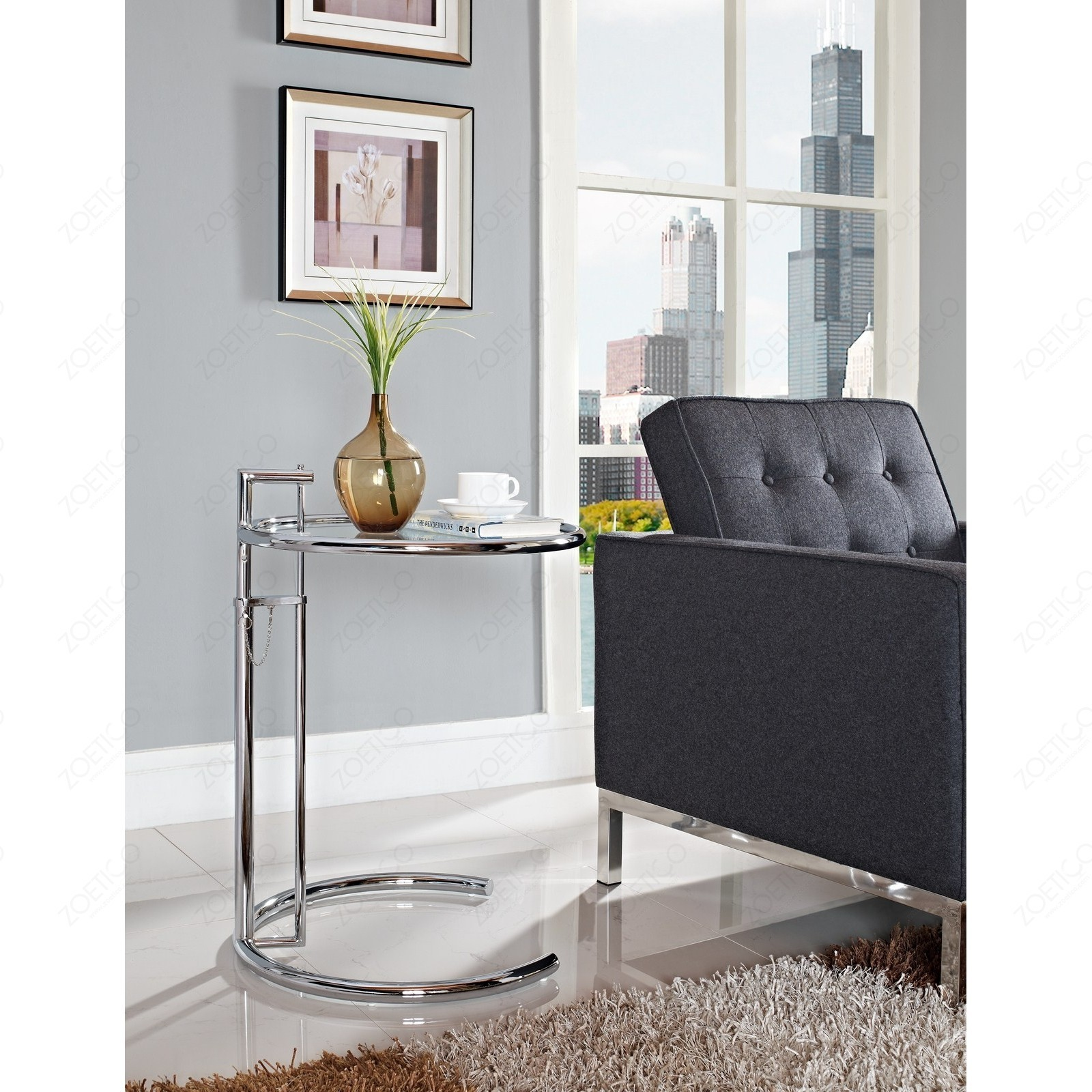 eileen gray side table coffee end tables star modern furniture. Black Bedroom Furniture Sets. Home Design Ideas