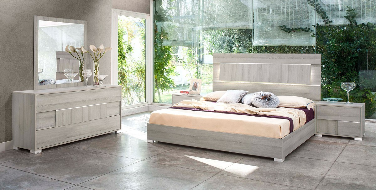 Italian Furniture Bedroom Set. More Views Modrest Ethan Italian Modern Grey Bedroom Set  Contemporary